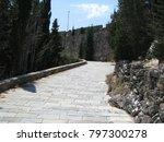 assos city kefalonia | Shutterstock . vector #797300278
