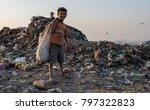 new delhi  india   january 19 ... | Shutterstock . vector #797322823