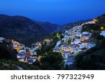 naxos island  greece. night... | Shutterstock . vector #797322949