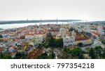 aerial landscape view of the... | Shutterstock . vector #797354218