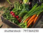Raw Organic Spring Farmers...