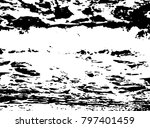 black and white grunge antique...   Shutterstock .eps vector #797401459