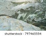 spectacular panorama of mer de... | Shutterstock . vector #797465554