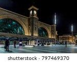 kings cross station in the... | Shutterstock . vector #797469370