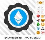 ethereum seal icon with bonus...