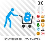 bitcoin shopping cart...