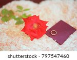 """love present """"ring"""" in a... 