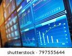 artificial intelligence machine ... | Shutterstock . vector #797555644