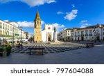 tomar  portugal   december 27 ... | Shutterstock . vector #797604088