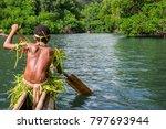 Yang Sportive Indigenous Triba...