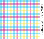 seamless colored pattern....   Shutterstock . vector #797771350