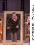 theater play theme creative... | Shutterstock . vector #797773678