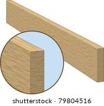 parallel strand lumber  with...