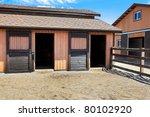 Horse Ranch In Washington Stat...