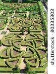 Garden In Villandry  France