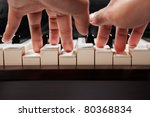 Hand Playing Piano Taken From...