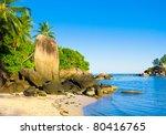 nature dream landscape | Shutterstock . vector #80416765