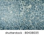 beautiful blue stone background ... | Shutterstock . vector #80438035