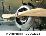 Sopwith Camel World War One Biplane Machine Gun War Plane