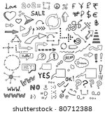 Signs And Symbols Vector Set