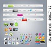 pathmaster series | Shutterstock .eps vector #80817412