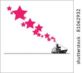 abstract vector illustration...   Shutterstock .eps vector #81062932