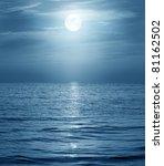 moonlight | Shutterstock . vector #81162502