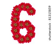 Six From Red Flowers