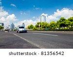 traffice of city   Shutterstock . vector #81356542