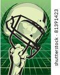 football victor | Shutterstock .eps vector #81391423
