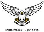 eagle   Shutterstock .eps vector #81545545