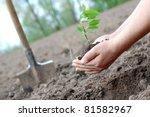 new life. | Shutterstock . vector #81582967
