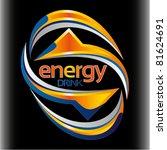 energy drink label | Shutterstock .eps vector #81624691