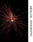 celebratory salute this very...   Shutterstock . vector #8174284