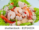 Thai Dressed Spicy Salad With...