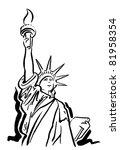 liberty   Shutterstock .eps vector #81958354
