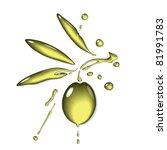 olive oil | Shutterstock .eps vector #81991783