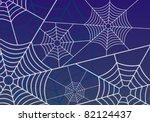 spider web | Shutterstock .eps vector #82124437