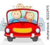 illustration of family...   Shutterstock .eps vector #82222975