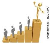 business success   Shutterstock . vector #8227297