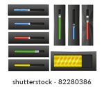slide bars