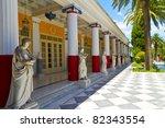 Achillion Palace  Corfu Island...