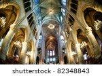 Interiors Hdr Notre Dame Paris