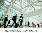 futuristic guangzhou airport... | Shutterstock . vector #82452334