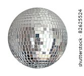 disco ball isolated | Shutterstock . vector #82625524