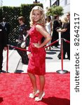 los angeles   aug 21  chelsie... | Shutterstock . vector #82642117