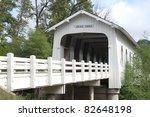 Grave Creek Covered Bridge...
