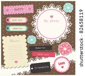 Cute Elements For Scrap Booking....