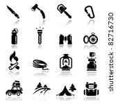 icons set school | Shutterstock .eps vector #82716730