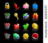 e commerce iconset